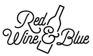 RED WINE & BLUE