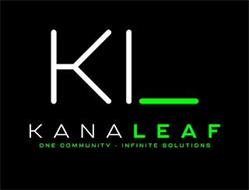 KL KANALEAF ONE COMMUNITY - INFINITE SOLUTIONS