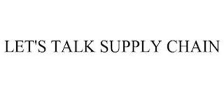 LET'S TALK SUPPLY CHAIN