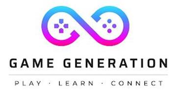 GAME GENERATION PLAY · LEARN · CONNECT