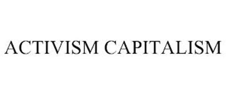 ACTIVISM CAPITALISM
