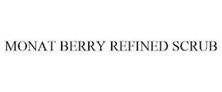 MONAT BERRY REFINED SCRUB