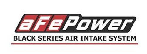 AFE POWER BLACK SERIES AIR INTAKE SYSTEM