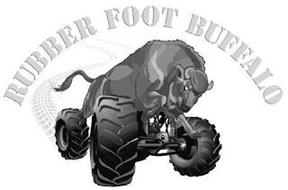 RUBBER FOOT BUFFALO