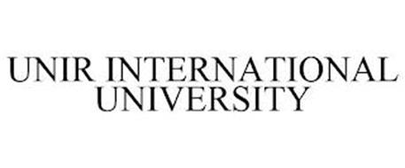 UNIR INTERNATIONAL UNIVERSITY