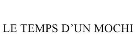 LE TEMPS D'UN MOCHI