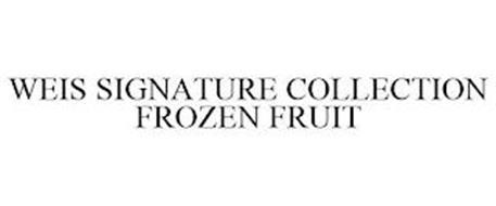 WEIS SIGNATURE COLLECTION FROZEN FRUIT