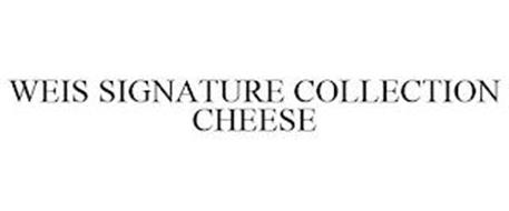 WEIS SIGNATURE COLLECTION CHEESE