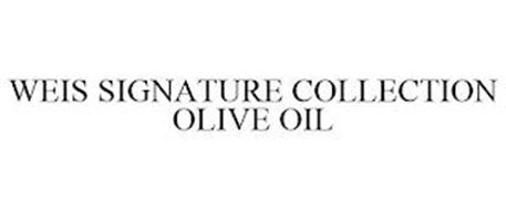 WEIS SIGNATURE COLLECTION OLIVE OIL