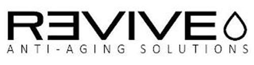 R3VIVE ANTI-AGING SOLUTIONS
