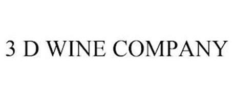 3 D WINE COMPANY