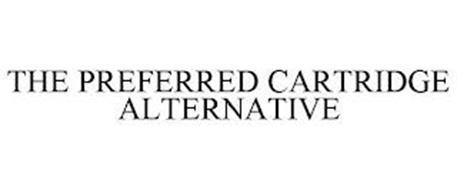THE PREFERRED CARTRIDGE ALTERNATIVE