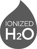 IONIZED H2O