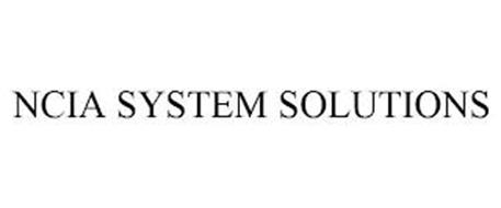 NCIA SYSTEM SOLUTIONS