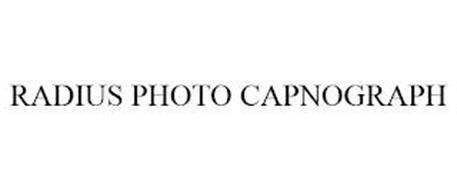 RADIUS PHOTO CAPNOGRAPH