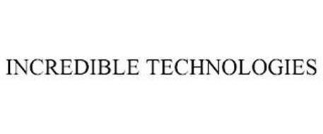 INCREDIBLE TECHNOLOGIES