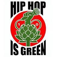 HIP HOP IS GREEN 1 0