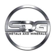 SDG METALS AND MINERALS