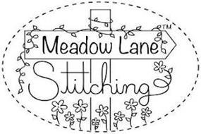 MEADOW LANE STITCHING