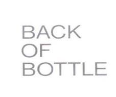 BACK OF BOTTLE
