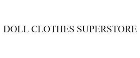 DOLL CLOTHES SUPERSTORE