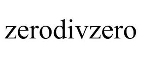 ZERODIVZERO