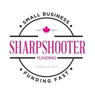 SHARPSHOOTER FUNDING ESTABLISHED 2015 SMALL BUSINESS FUNDING FAST
