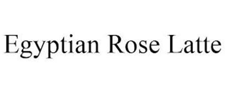 EGYPTIAN ROSE LATTE