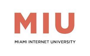 MIU MIAMI INTERNET UNIVERSITY