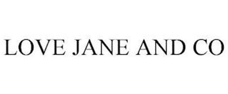 LOVE JANE AND CO