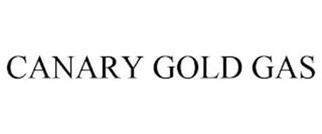 CANARY GOLD GAS