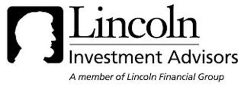 LINCOLN INVESTMENT ADVISORS A MEMBER OF LINCOLN FINANCIAL GROUP