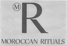 MR MOROCCAN RITUALS