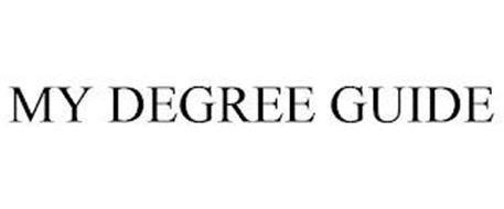 MY DEGREE GUIDE