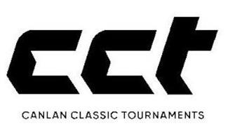 CCT CANLAN CLASSIC TOURNAMENTS