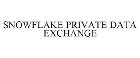 SNOWFLAKE PRIVATE DATA EXCHANGE
