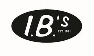 I.B.'S EST 1991