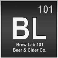 BL BREW LAB 101 BEER & CIDER CO.