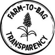FARM-TO-BAG TRANSPARENCY