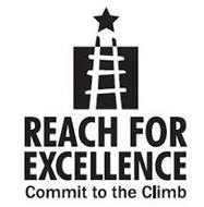 REACH FOR EXCELLENCE COMMIT TO THE CLIMB