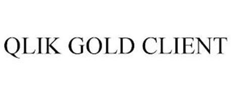 QLIK GOLD CLIENT