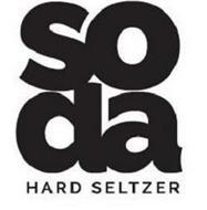 SODA HARD SELTZER