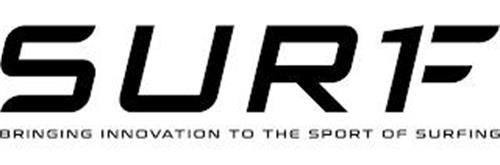 SURF BRINGING INNOVATION TO THE SPORT OF SURFING