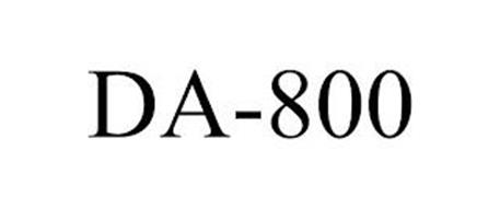 DA-800