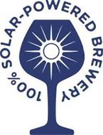 100% SOLAR-POWERED BREWERY