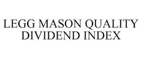 LEGG MASON QUALITY DIVIDEND INDEX