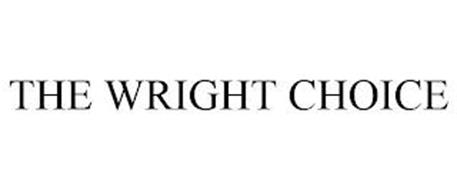 THE WRIGHT CHOICE