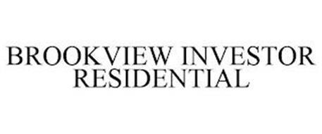 BROOKVIEW INVESTOR RESIDENTIAL