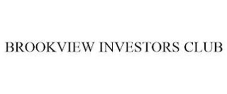 BROOKVIEW INVESTORS CLUB