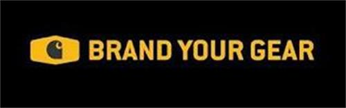 C BRAND YOUR GEAR